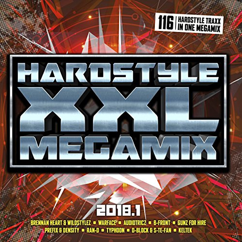 VA - Hardstyle XXL Megamix 2018.1 (2018) [FLAC] Download