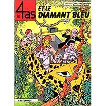 Les 4 as, tome 17 : Les 4 as et le diamant bleu