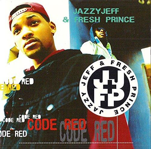 incl. Boom Shake The Room ! (CD Album DJ JAZZY JEFF & Fresh Prince, 12 Tracks)