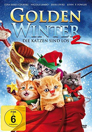 Golden Winter 2 - Die Katzen sind los
