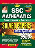 #7: SSC Mathematics Chapterwise & Typewise Solved Papers 1999 - April 2017 - English - 1905