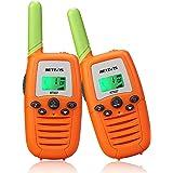 Walkie Talkies para Niños, Walki Talki, USB Recargable Walky ...