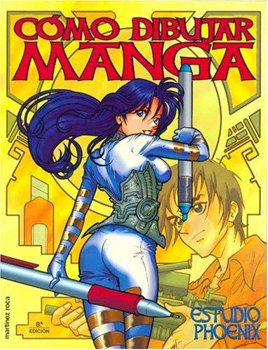 Descargar Libro Cómo dibujar manga de Estudio Fénix