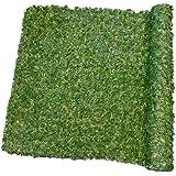 haie vegetale de jardin cloture de separation ou brise vue grillage herbe artificielle amazon. Black Bedroom Furniture Sets. Home Design Ideas