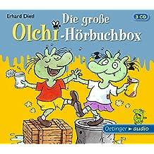 Die Große Olchi-Hörbuchbox [Import allemand]