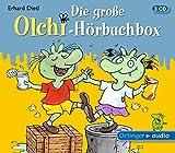 Die große Olchi-Hörbuchbox (3 CD): Hörspiele, ca. 85 min. - Erhard Dietl