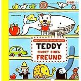 Teddy findet einen Freund: Mein liebstes Spurenbuch
