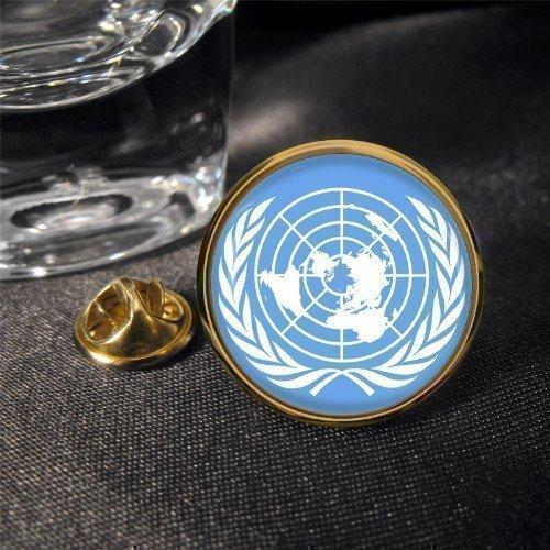 """""""Naciones Unidas Bandera"""" Pin De Solapa"""