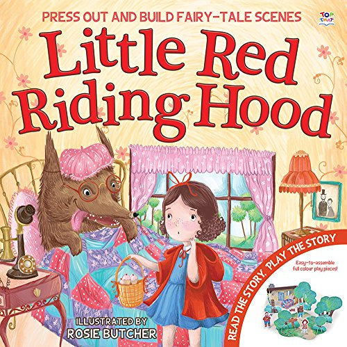 Little Red Riding Hood (Junior Press Out and Build)