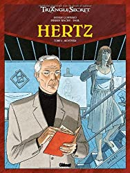 Le Triangle secret - Hertz, Tome 2 : Montespa
