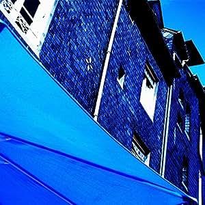 Tableau design plexiglass 50x50 cm @ Stephane Toumayan Honfleur slate