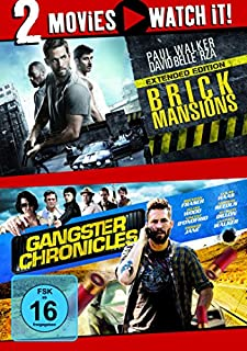 Brick Mansions / Gangster Chronicles [2 DVDs]