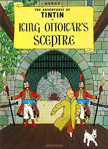 The Adventures of Tintin : King Ottokar's Sceptre