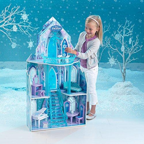 KidKraft 65881 Puppenhaus Disney Frozen Ice Castle, bunt - 4