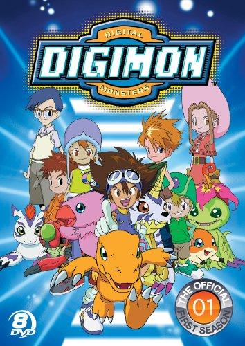 Official Digimon Adventure - Season 1 [RC 1]