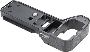 Wepoto Gp A74 Kamera Griff Schnellwechselplatte Für Sony A7riv A7iv A9ii