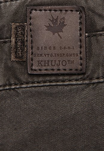 khujo -  Gonna  - Basic - Donna anthrazit (281CHARCOA)