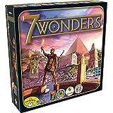 7 Wonders NL - Strategisch kaartspel - Leid één van de zeven grote steden van de Oudheid - Voor de hele familie - Taal: Nederlands