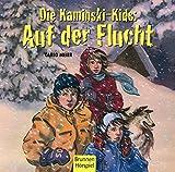 Die Kaminski-Kids: Auf der Flucht: Hörspiel Nr. 4 / Buch Band 5 (Die Kaminski-Kids-Hörspiele, Band 5)