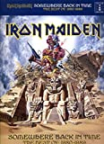 """""""Iron Maiden"""" - Somewhere Back in Time: The Best of 1980-1989 Guit. Tab."""