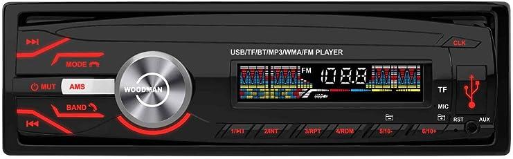 Woodman WM-13 Single Din Car Stereo