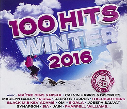 100 Hits Winter 2016