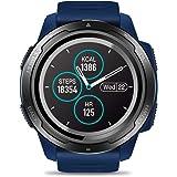 Zeblaze VIBE 5 Smart Watch Female/Male Smart Bracelet Digital Watch IPS Color Screen 240 * 240 Pixel Resolution IP67 Waterpro