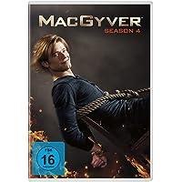 MacGyver - Staffel 4 [3 DVDs]