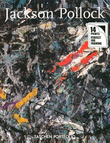 Jackson Pollock. Portfolio. Ediz. tedesca, spagnola, francese, inglese e giapponese
