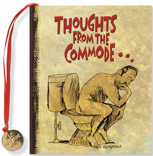 Preisvergleich Produktbild Thoughts from the Commode (Mini Book) (Charming Petites)
