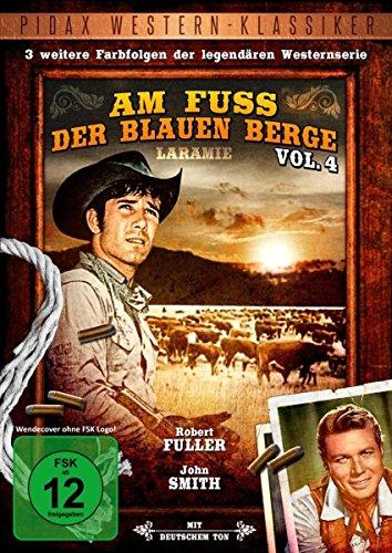 Am Fuß der blauen Berge - Vol. 4 (Laramie) - Weitere 3 Folgen der Kultserie (Pidax Western-Klassiker)