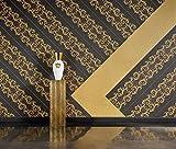 A.S. Creation 962334 Line Versace 3 Pattern Paper Wallpaper, Multi-Colour