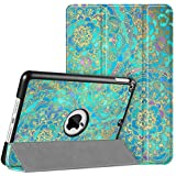 """FINTIE SlimShell Case for iPad mini 5th Gen 7.9"""" 2019 – Super Thin Lightweight Stand Protective Cover with Auto Sleep/Wake Feature for 2019 New iPad mini 5, Shades of Blue"""