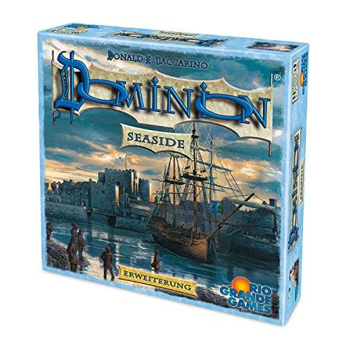 Preisvergleich Produktbild Rio Grande Games 22501406 - Dominion Erweiterung - Seaside