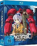 Full Metal Panic! - Blu-ray Box Vol. 2 (3 Discs) [Blu-ray]