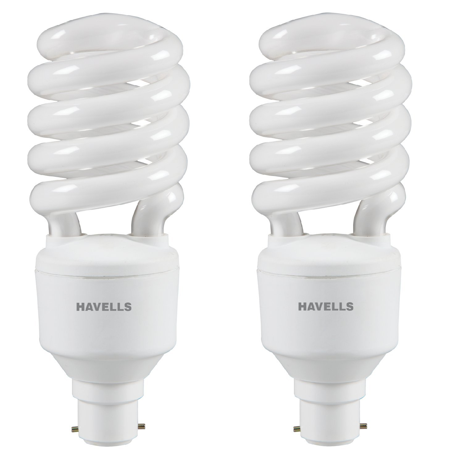 Buy Havells SP B 22 27 Watt CFL Bulb Cool Day Light And Pack Of 2 Online At Low Prices In India
