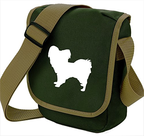 Bag Pixie - Borsa a tracolla unisex adulti Olive Bag