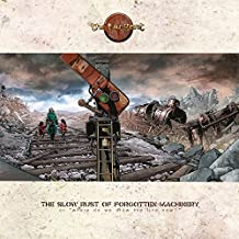 The Slow Rust Of Forgotten Machinery (Special Edition CD Digipak)