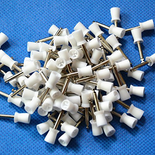 Bestdental 100 pcs nuevo Latch Tipo Prophy pulido