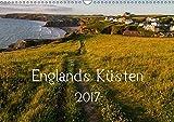 Englands Küsten 2017 (Wandkalender 2017 DIN A3 quer): Die schönsten Küstenlandschaften Englands und Wales. (Monatskalender, 14 Seiten) (CALVENDO Natur)