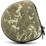 Hoofdtelefoon etui met harde schaal, beschermend EVA-etui, reis-etui voor Marshall hoofdtelefoon Major II / Major III / Marsh