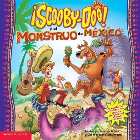Read Pdf Scooby Doo Y El Monstruo De Mexico Scooby Doo Video Tie