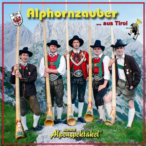 The Man With The Alpine Horn