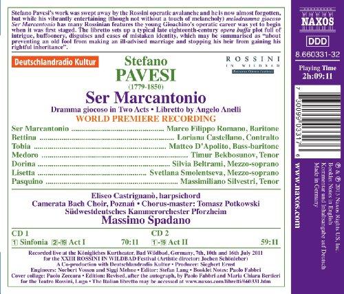 Ser Marcantonio