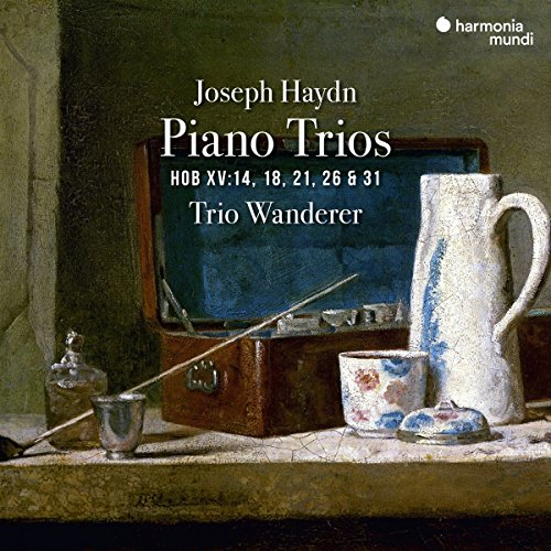 Piano trios Hob XV 14, 18, 21, 26 & 31