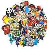 E.CHAFFAUD | Lot Autocollants (150 PCS) | Sticker Factory | Graffiti |Vinyles pour ordinateur, portable, enfants, voitures, moto, vélo, bagages... | Haute qualité | Cadeau original...