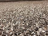 Steinteppich Porenfüller innen und aussen Bodenbeläge Steinboden Schutz | BEKATEQ BK-640EP Steinteppich Porenverschluss Natursteinteppich | 2K Epoxidharz Porenfüller für geschlossene Oberfläche (3KG, Transparent)