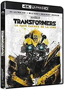Transformers 3 - La face cachée de la Lune [4K Ultra HD + Blu-ray]