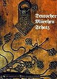 Deutscher Märchenschatz - Sylvia-Maria (Illustr.) Gebrüder Grimm (Hrsg.) Kaufmann