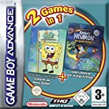 2 Games in 1 - Spongebob + Jimmy Neutron
